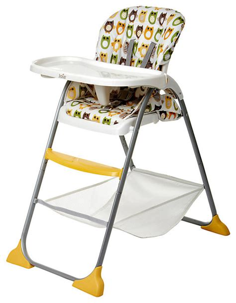 joie mimzy snacker highchair contemporary high chairs