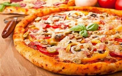 Pizza Yummy Wallpaperup Chevron Right