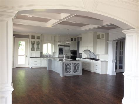 autocad kitchen design colonial style house plan 3 beds 3 5 baths 3520 sq ft 1395