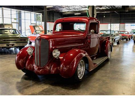 1937 Dodge 1/2 Ton Pickup For Sale