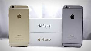iPhone 6 Unboxing (Gold + Space Gray) - YouTube