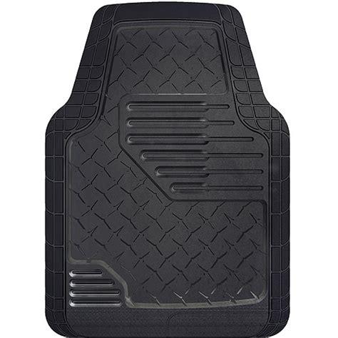 Kraco Floor Mats Smell by Kraco Rubber Truck Floor Mats 2pk Walmart