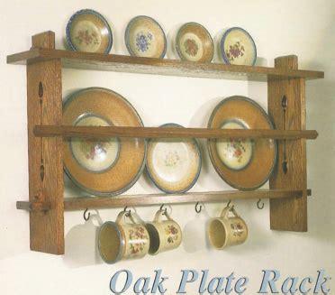 oak plate rack plans woodworking edge