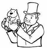 Groundhog Coloring Pages Preschool Groundhogs Sheets Holding Colouring Phil February Punxsutawney Thecolor Puppets Results sketch template