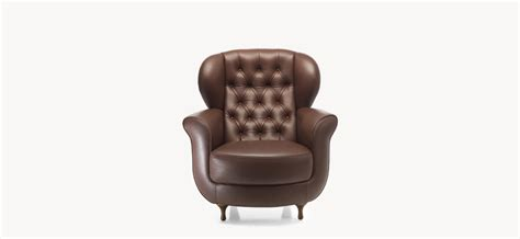 Poltrona Bergere Rj : Papy Bergere Moroso-download 3d Models Armchairs
