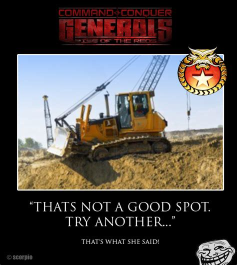 Bulldozer Meme - use it or lose it use it demotivational poster 1217785617 like success