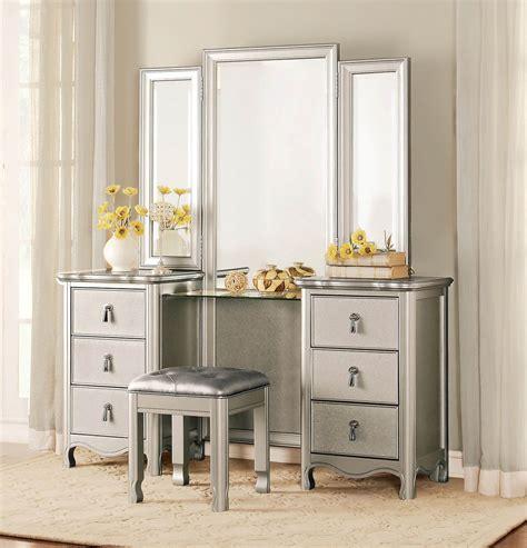 home design bakersfield 3 homelegance toulouse vanity dresser mirror stool