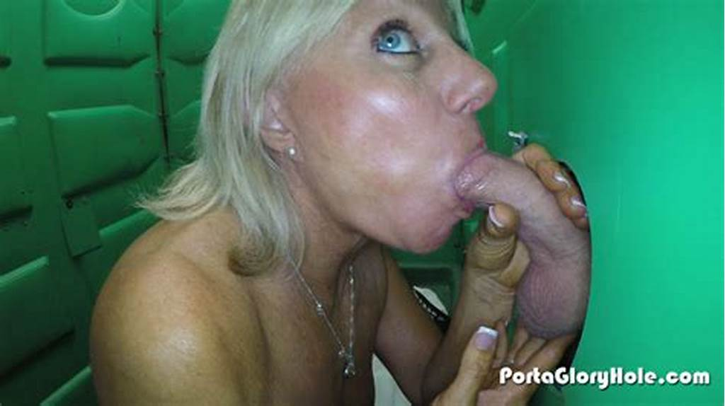 #Porta #Gloryhole #Mature #Babe #Swallows #Lots #Of #Cum #Photo