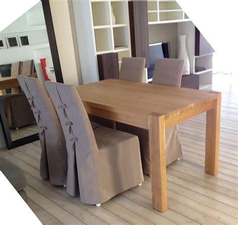 sedie rivestite in tessuto speciale offerta tavolo in legno e quattro sedie scontati