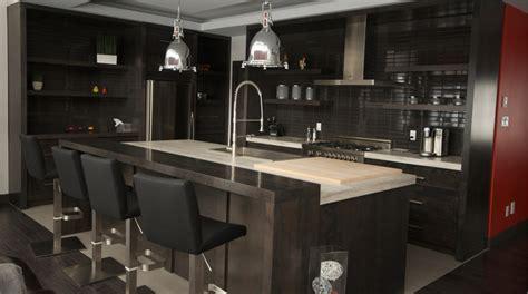 cuisine style cagne contemporain ébénisterie modèle réalisation et conception d armoires
