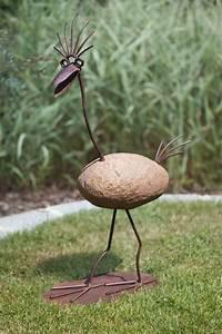 Deko Garten Stein : deko stein vogel jochen garten deko dekoration gartendekoration ~ Markanthonyermac.com Haus und Dekorationen