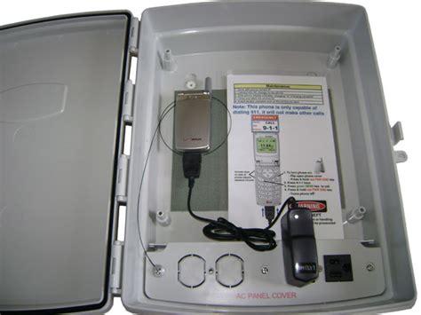 emergency cellular phone ac emergency