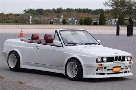 bmw  convertible custom folger wide body
