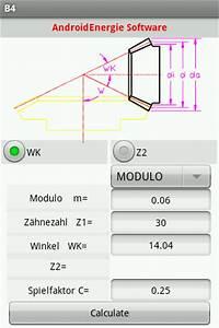 Profilverschiebung Berechnen : zahnrad gear engranaje android aplikacije na google ~ Themetempest.com Abrechnung