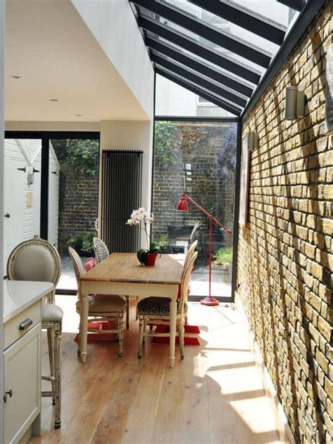 brick wallextension designs google search kitchen