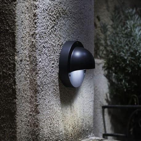 techmar deimos warm white 12v led garden wall light