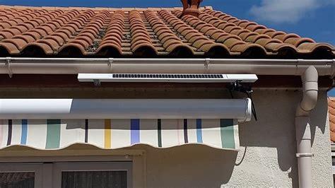 store terrasse solaire