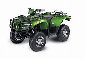 Arctic Cat 400    550    650    700    1000 Atv Service Manual Repair 2010