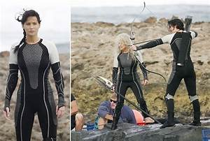 'The Hunger Games: Catching Fire' - Behind the Scenes of ...