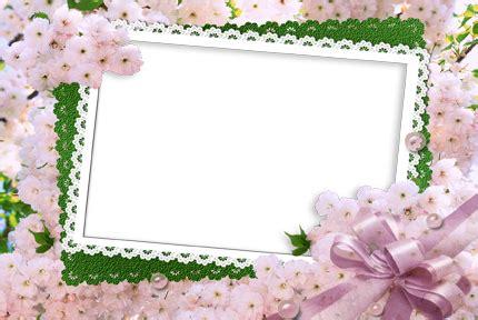 fotografi pernikahan flower frame