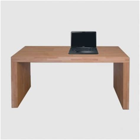 plan de travail bureau plan de travail épais flip design boisflip design bois