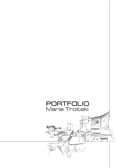 13771 architecture portfolio design cover portfolio by oiseau issuu