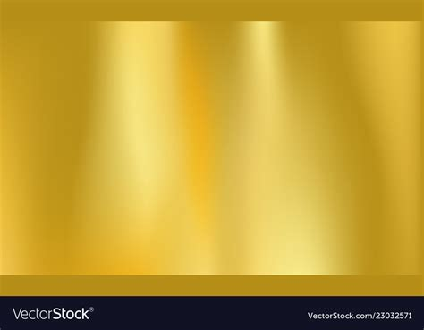 Gold High Quality Background Images by Gold Foil Background Golden Metal Holographic Vector Image