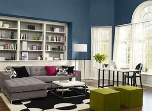 Graues Sofa Welche Wandfarbe : die wundersch ne und effektvolle wandfarbe petrol ~ Bigdaddyawards.com Haus und Dekorationen