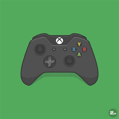 xbox  controller silhouette  getdrawings
