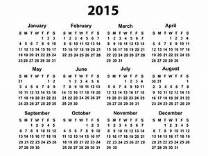 download printable 2015 calendar With 2015 monthly calendar template with holidays
