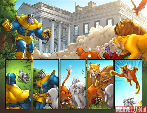 Lockjaw And The Pet Avengers  Preview