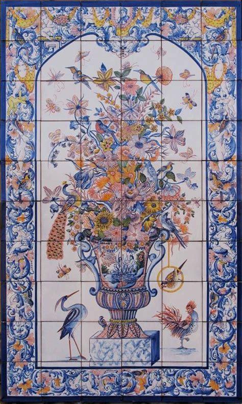 Fliesen Und Plattene Tiles Of Spain by Tile Murals Murals And Tile On