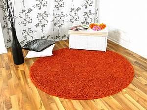Langflor Teppich Saugen : hochflor langflor teppich shaggy nova orange rund sonderaktion sonderposten hochflor langflor ~ Markanthonyermac.com Haus und Dekorationen