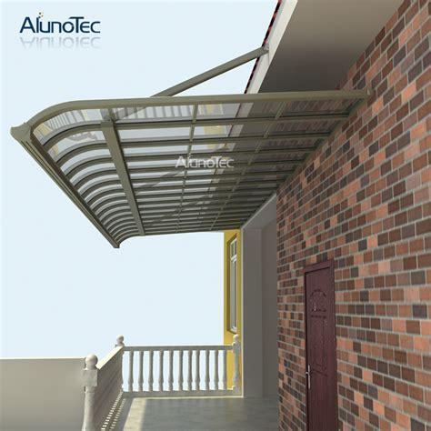 customized polycarbonate sheet aluminum window awnings buy aluminum window awnings awning