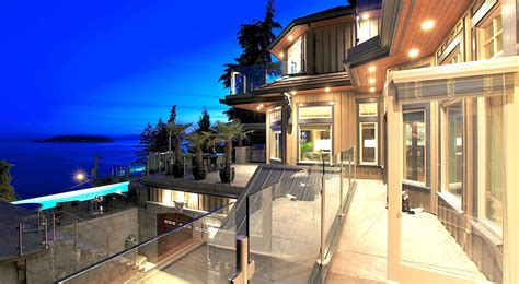 marine drive west vancouver homes  real estate