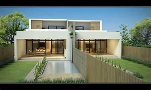 Style Ideas - Garages - Sandringham New Duplex