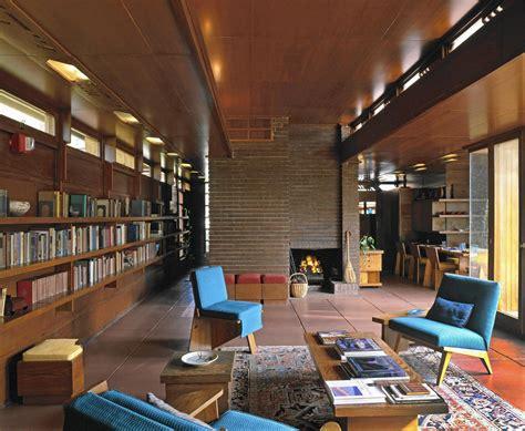 frank lloyd wrights influence  interior