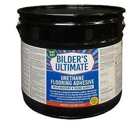 Zero Voc 100% Urethane Glue  Adhesive  Bamboo Flooring