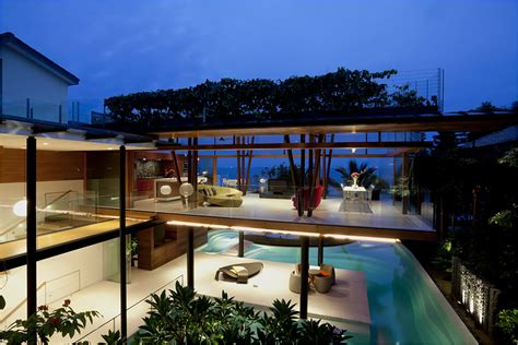 Top Residential Architecture Ecofriendly Beach House By