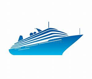 Ship Vector stock vector. Illustration of modern, ocean ...