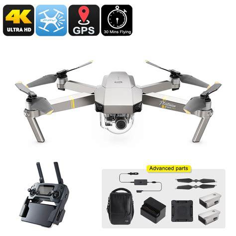 gadgets dji mavic pro platinum drone combo