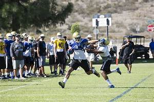 Report Card: UCLA football fall training camp | Daily Bruin