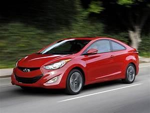 Hyundai Elantra Coupe Specs  U0026 Photos