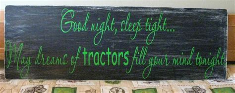 tractor decor ideas  pinterest country