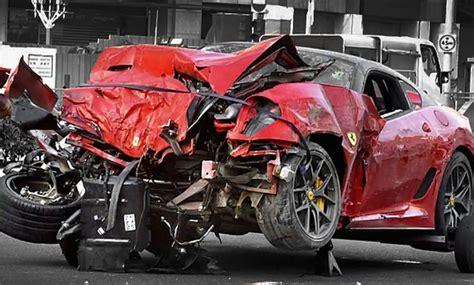 singapore ferrari crash rich mainland chinese man kills