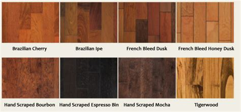 hardwood flooring types types of wood flooring for homes gurus floor