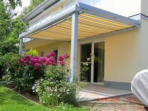 Terrassen Sonnenschutz Systeme : terrassen berdachung bekondi ~ Markanthonyermac.com Haus und Dekorationen