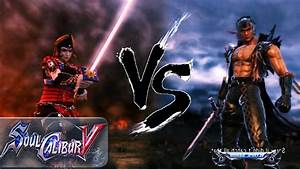 Soul Calibur V: Nitvo (Mitsurugi) Vs Tvedvard (Z.W.E.I ...
