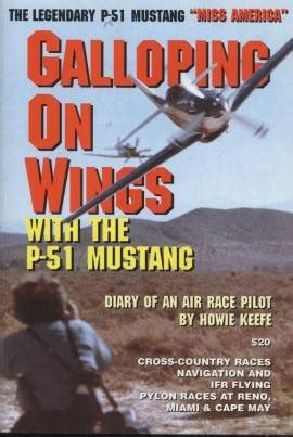 book review galloping  wings   p  mustang