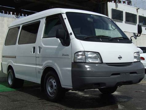 nissan vanette nissan vanette van cd 2001 used for sale